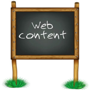 SEO web content writing service